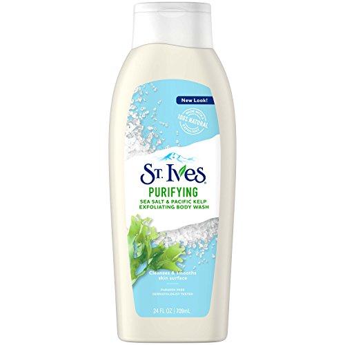 St Ives Purifying Body Wash product image