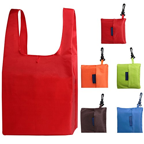 JPNK Reusable, Washable, Durable and Lightweight Grocery Bag