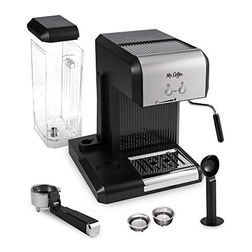 Mr. Coffee Pump Espresso Maker, BVMC-ECPM60