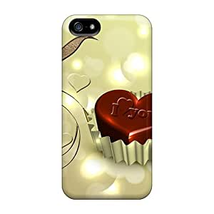 Awesome LYthDzu6185quTbS LisaMichelle Defender Tpu Hard Case Cover For Iphone 5/5s- Sweet Valentine