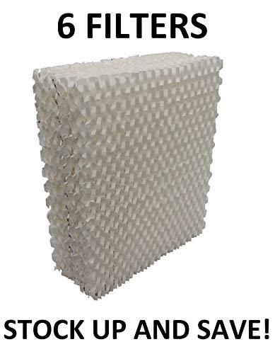 (Humidifier Filter Wick for Bemis CB43-6 Pack)