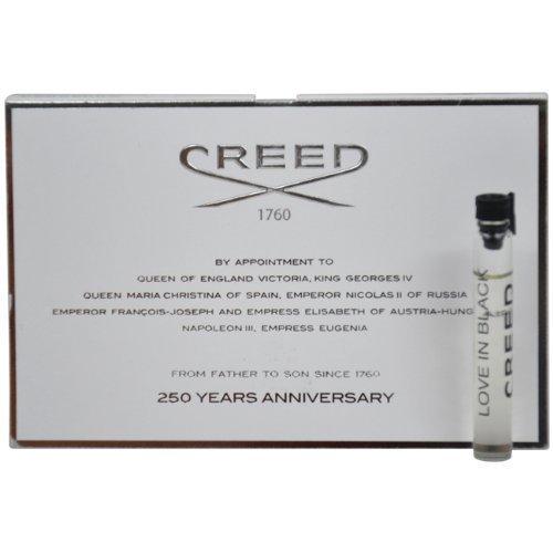 Millesime Splash (Creed Love In Black Millesime Splash Unisex, Vial, Mini,0.08 Ounce)