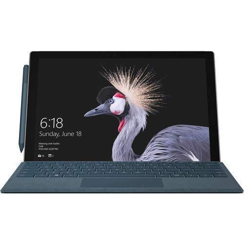 (Renewed) Microsoft Surface Pro KJR-00015 (Core-i5 7th Gen/8GB/128GB/Windows 10 Pro/Integrated Graphics), Silver