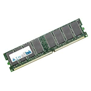 Memoria RAM de 512MB para ECS (EliteGroup) RS482-M754 (1.0) (PC3200 - Non-ECC)