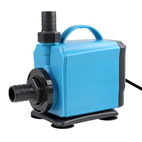 Aquaneat 1200 gph submersible water pond pump aquarium for Aquagarden 1200 pond pump