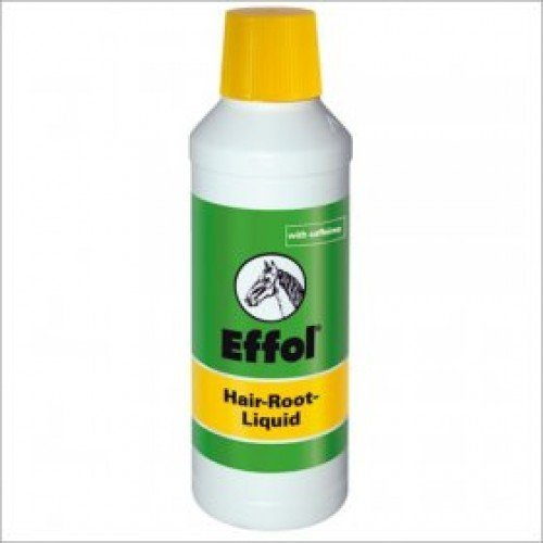 Effol hair root liquid 500ml - Reduces the formation of dandruff, strengthens hair roots and promotes growth of long hair.