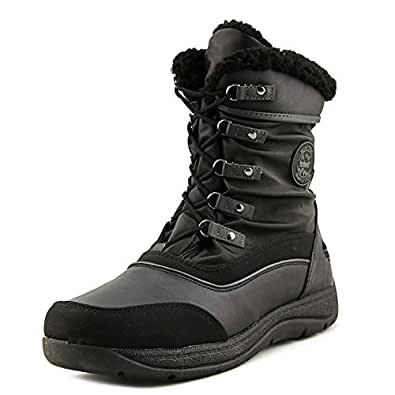 Amazon.com | Totes Womens Vail Waterproof Snow Boot | Mid-Calf