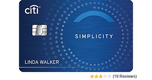 Citi simplicity card amazon credit cards reheart Gallery