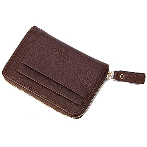 Men Wallet Vintage Designer Credit Card Holder Luxury Brand Male Wallets European Men Purse Clutch