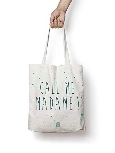 """Bolsa - Tote Bag """"Call Me Madame"""""""