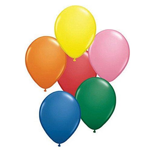 Pioneer Balloon Company 100 Count Standard Latex Balloon, 11