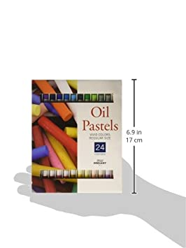 Pro Art PRO-3014 Oil Pastel (12 Per Pack), White