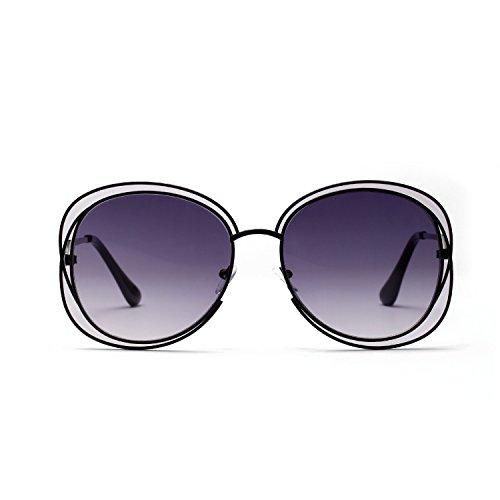 Grande Mujer Mujeres Ojo Retro Lente Irregularidad Y Retro Marino Gato Metal De Transparente Mujer Espejo Estilo Color Sol Marco Retro Con Gafas Prot Polarizado Gran Sol Unisex Grande Lente Accesorios w8Ban1