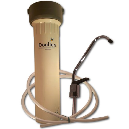 Doulton W9330958 SuperCarb Under Sink Filter System by Doulton