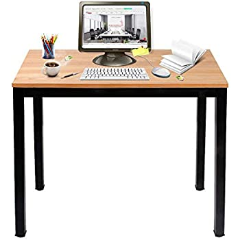 Amazon Com Need Computer Desk 55 Inches Large Size Office