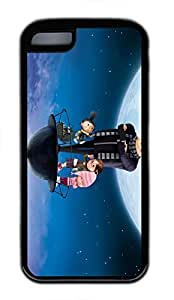 iPhone 5C Case, iPhone 5C Cases - Durable Protective Black Soft Rubber Back Case for iPhone 5C Despicable Me 30 Utral Slim Soft Back Bumper Case for iPhone 5C