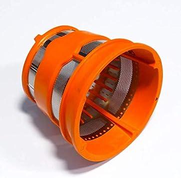 Moulinex Filtro tamiz Cesta Naranja Licuadora Infiny Juice zu255zu258