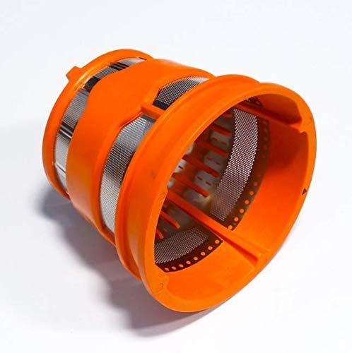 Moulinex Filtro tamiz cesta naranja Licuadora Infiny Juice zu255 ...