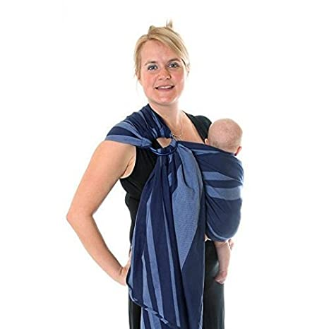 Buy Chimparoo Ring Sling Baby Wrap Size 1 185 Cm Color Azur