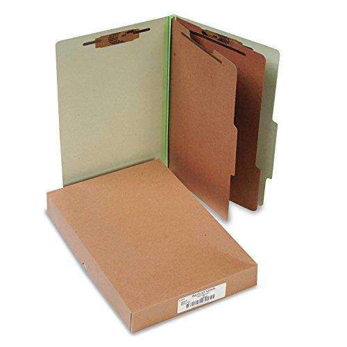 Hot ACC16046 - Pressboard 25-Pt. Classification Folders hot sale