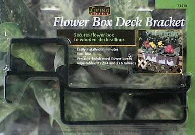 BRACKET FLWR BOX ALUMCD2