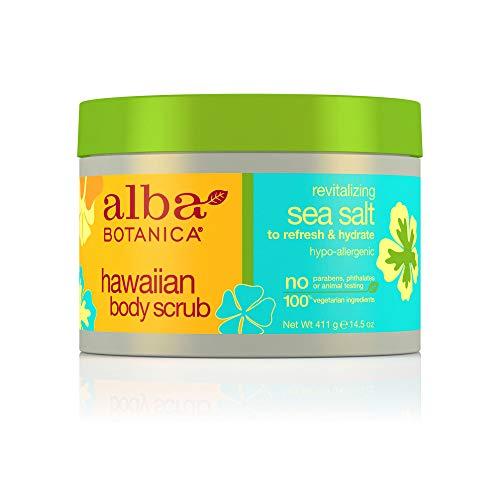 Alba Botanica Revitalizing Sea Salt Hawaiian Body Scrub, 14.5 oz. ()