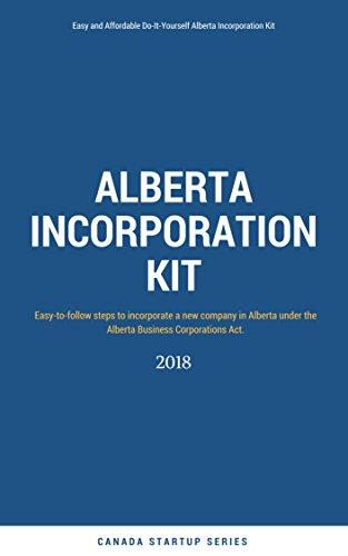 Amazon alberta incorporation kit easy and affordable do it alberta incorporation kit easy and affordable do it yourself alberta incorporation kit solutioingenieria Choice Image