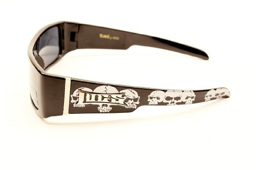 Child (3-7yr) Gangster Biker Sunglasses