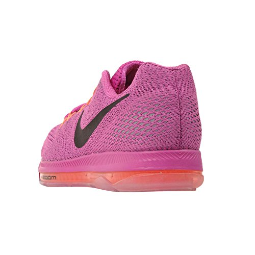 NIKE Women's Zoom All Out Low Running Shoes Fire Pink / Black - Bright Mango cheap sale Cheapest cheapest price cheap price free shipping pay with visa eoVHVjaW