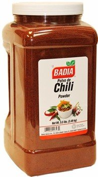 Badia Chili Powder 5.5 lbs by Badia