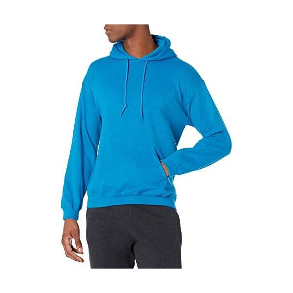 Gildan-Mens-Fleece-Hooded-Sweatshirt-Style-G18500