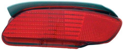 Reflector Left Driver (TYC 17-5156-00 Lexus Replacement Rear Driver Side Reflex Reflector)
