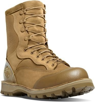 Danner Men's USMC Rat 8'' Steel Toe Boot Mojave 13 W by Danner