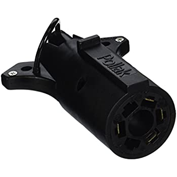 amazon com pollak 12716 7 way to 4 way adapter automotive this item pollak 12716 7 way to 4 way adapter