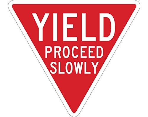 Brady 124612 Traffic Control Sign, Legend