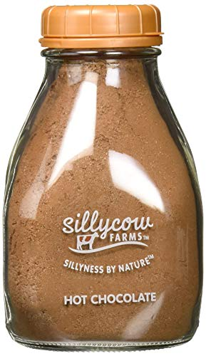 - Silly Cow Farms Hot Chocolate, Chocolate Chocolate, 16 Oz (Pack of 1)