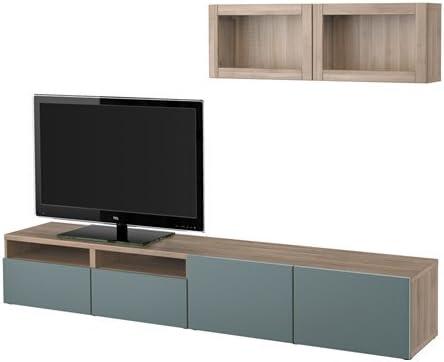 Ikea 14204.11238.226 - Mueble de TV con cajones y Puertas de ...