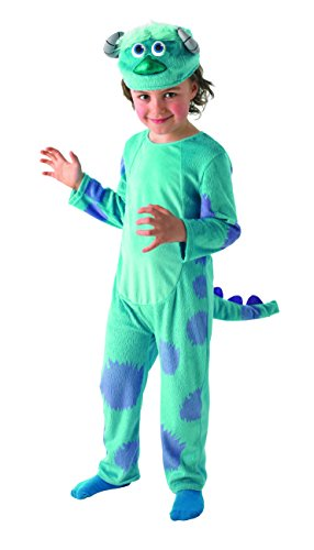 Monsters University Kids Deluxe Sulley Costumes (Dlx. Sulley)