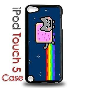 For Case Samsung Note 3 Cover Black Plastic Case - Nyan Cat Youtube pop tart meem
