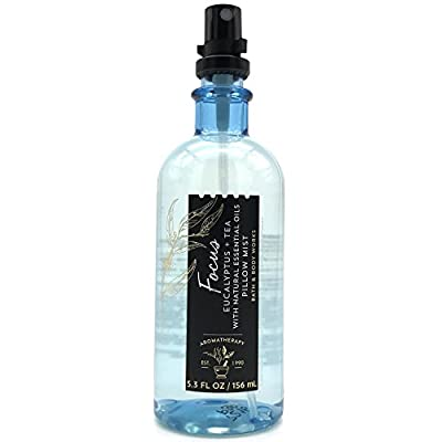 Bath & Body Works Aromatherapy Essential Oil Pillow Mist