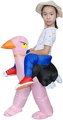 LOVEPET Niños De Halloween Avestruz Ropa Inflable Kindergarten ...
