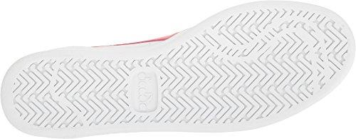 Diadora Unisex-erwachsene G. Elite Pompen Wit / Ferrari Wit Italië