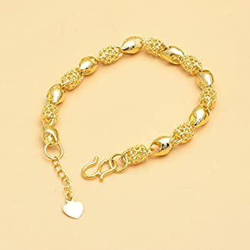 bangle wholesale detail product jewelry for xuping imitation bracelet ladies gold costume hollow
