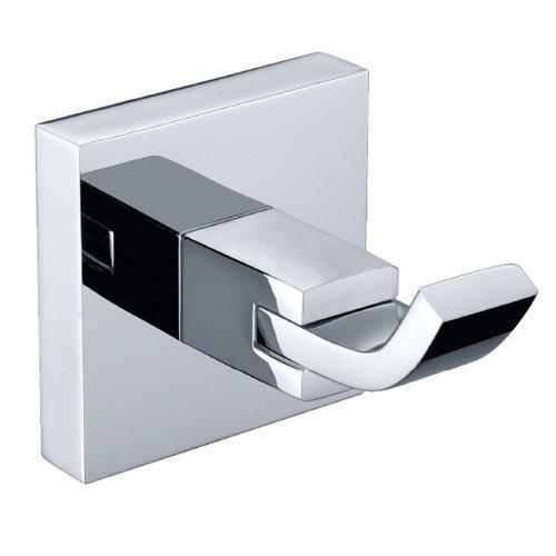 Lightinthebox Wall Mount Solid Brass Single Robe Hook Home Improvement Tools Chrome Silver Towel Bar...