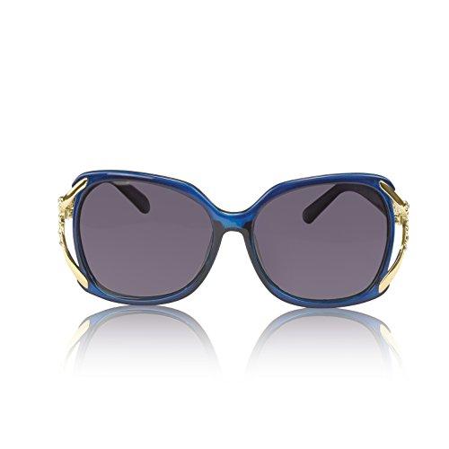 SunnyPro Designer Oversized Polarized Sunglasses For Women UV400 Sun Glasses