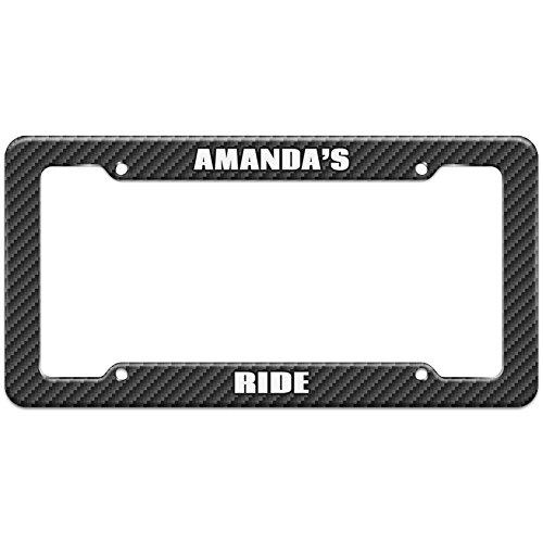 al license plate frame - 1