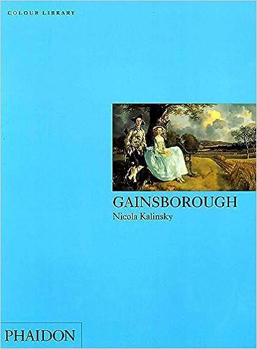 gainsborough colour library phaidon colour library