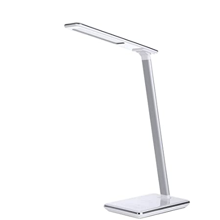 CRD PRODUCTS Wireless Folding LED Desk Lamp Table Lamp Touch Induction Lamp 5V 2.5A Eye Protection Modern USB Output Charger