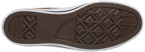 Converse Chuck Taylor All Star Mono Leather Hi - Zapatillas unisex Rouille 17