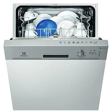 Electrolux TP 703 L3X Semi-incorporado 13cubiertos A+ lavavajilla ...